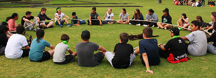 Encouraging youth to play their part in God's mission